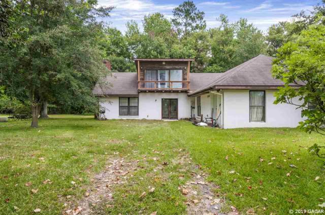 11501 SE 21st Avenue, Starke, FL 32640 (MLS #425941) :: Bosshardt Realty
