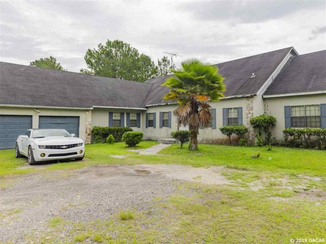 11909 SW 3rd Terrace, Micanopy, FL 32667 (MLS #425985) :: Rabell Realty Group