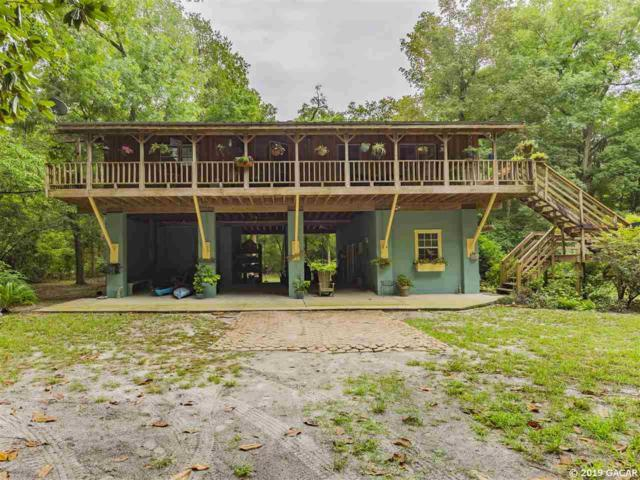 636 SW Rattlesnake Glen, Ft. White, FL 32038 (MLS #426067) :: Bosshardt Realty