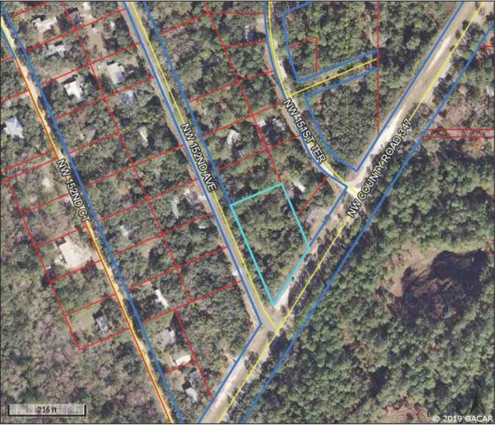 Lot 11, 12 & 13 NW 152nd Avenue, Chiefland, FL 32621 (MLS #426085) :: Bosshardt Realty