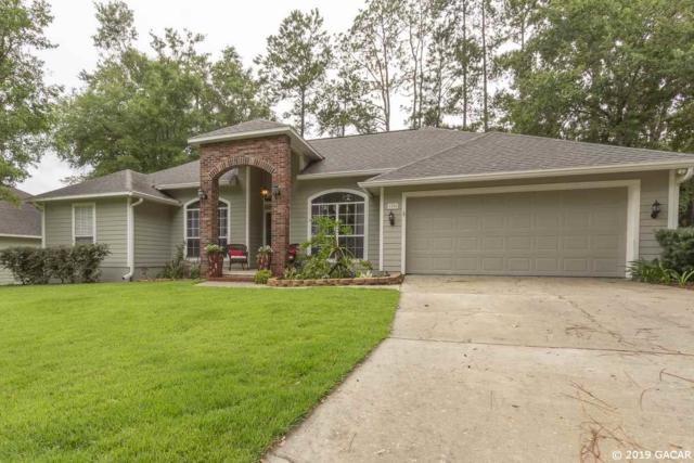 1406 NW 117TH Terrace, Gainesville, FL 32606 (MLS #426101) :: Bosshardt Realty