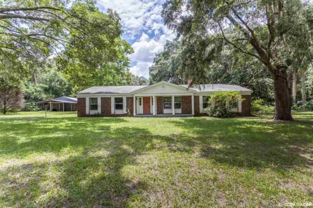 5018 SW 170TH Street, Archer, FL 32618 (MLS #426163) :: Bosshardt Realty