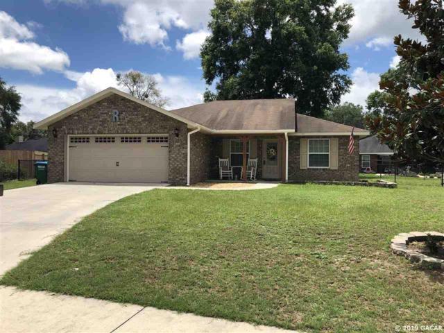 25139 SW 20 Avenue, Newberry, FL 32669 (MLS #426194) :: Pristine Properties