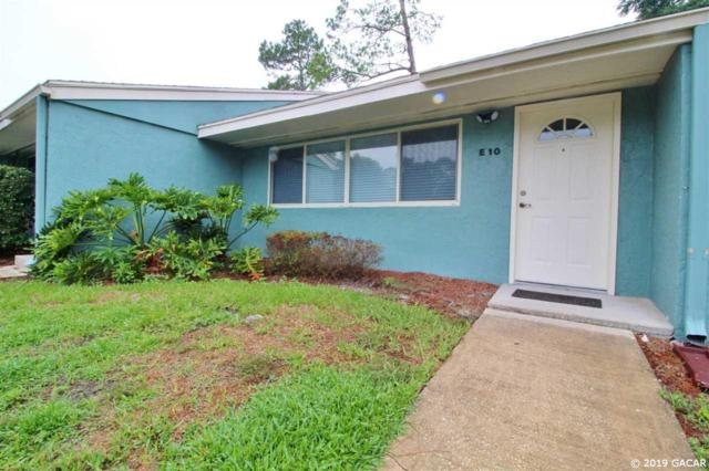 501 SW 75TH Street E-10, Gainesville, FL 32607 (MLS #426206) :: Pristine Properties