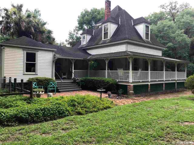 6201 Hampton Street, Melrose, FL 32666 (MLS #426276) :: Bosshardt Realty