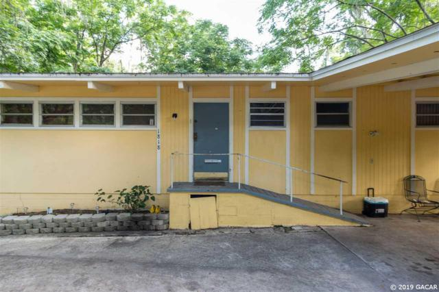 1818 NW 8th Avenue, Gainesville, FL 32603 (MLS #426419) :: Pristine Properties
