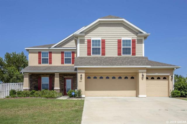863 NW 229th Drive, Newberry, FL 32669 (MLS #426431) :: Pristine Properties
