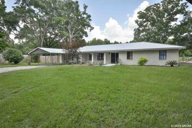 8919 NW County Road 235, Alachua, FL 32615 (MLS #426658) :: Bosshardt Realty