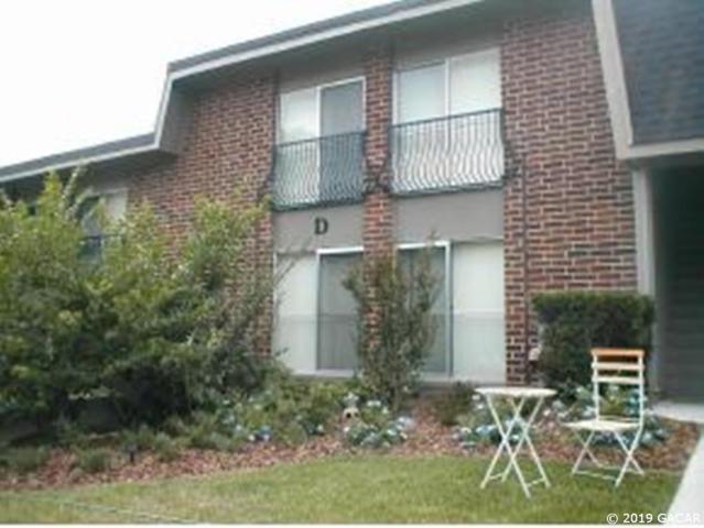 1700 SW 16th Court D-1, Gainesville, FL 32608 (MLS #426700) :: Bosshardt Realty