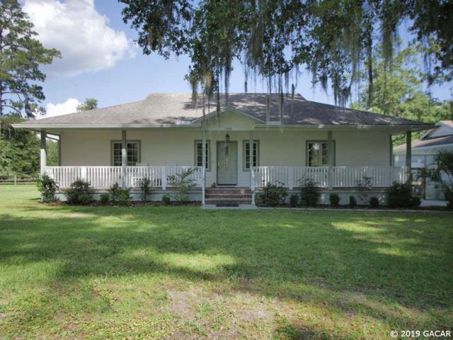 22815 Highway 329, Micanopy, FL 32667 (MLS #426725) :: Bosshardt Realty