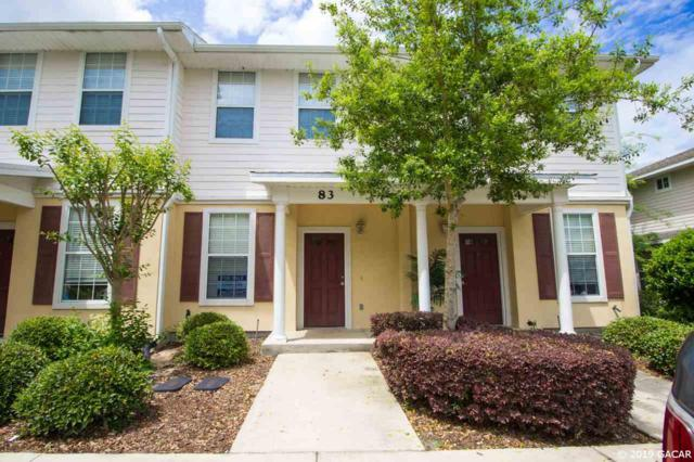 2508 SW 35TH Place #83, Gainesville, FL 32608 (MLS #426920) :: Pepine Realty