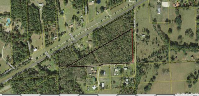 TBD NE Sr 121, Raiford, FL 32083 (MLS #426927) :: Bosshardt Realty