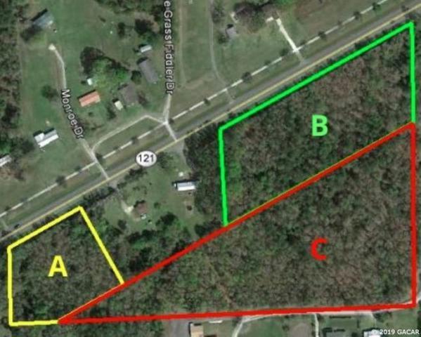 TBD NE Sr 121, Raiford, FL 32083 (MLS #426928) :: Bosshardt Realty