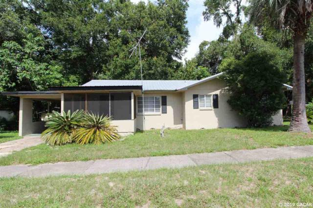 465 SE Palmetto Avenue, Keystone Heights, FL 32656 (MLS #426932) :: Bosshardt Realty