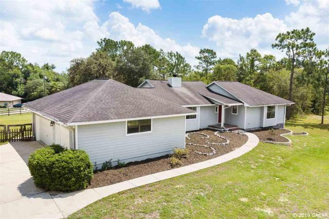 910 NE 10th Circle, Williston, FL 32696 (MLS #426935) :: Pepine Realty