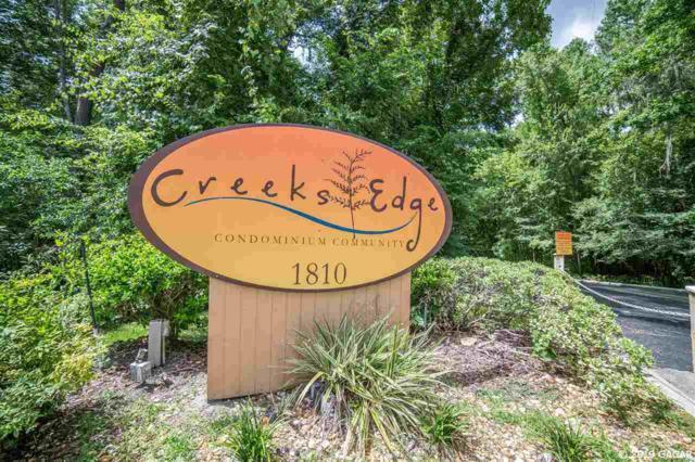 1810 NW 23rd Boulevard #156, Gainesville, FL 32605 (MLS #426936) :: Bosshardt Realty