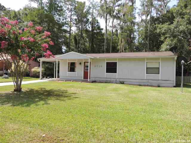 2715 NW 45th Place, Gainesville, FL 32605 (MLS #426980) :: Bosshardt Realty