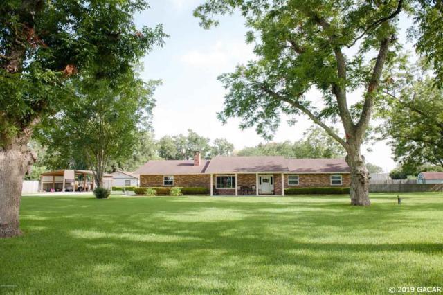 17434 Melvin St., Brooker, FL 32622 (MLS #426989) :: Bosshardt Realty