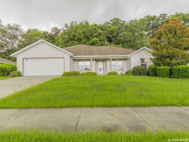 406 NW 233RD Terrace, Newberry, FL 32669 (MLS #426996) :: Bosshardt Realty