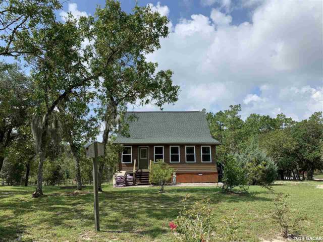14650 SE 23rd Place, Morriston, FL 32668 (MLS #427004) :: Bosshardt Realty