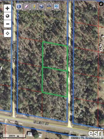 TBD NE 133rd Terrace, Williston, FL 32696 (MLS #427009) :: Bosshardt Realty