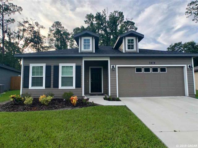 7474 NW 21st Way, Gainesville, FL 32653 (MLS #427050) :: Bosshardt Realty