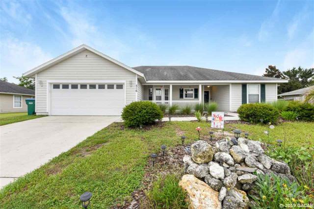 516 NW 232ND Terrace, Newberry, FL 32669 (MLS #427188) :: Bosshardt Realty
