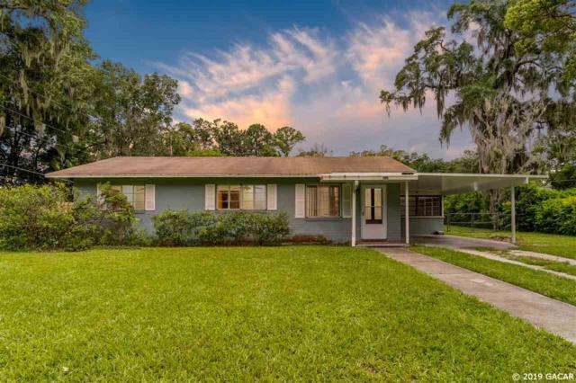 515 NW 32nd Avenue, Gainesville, FL 32609 (MLS #427265) :: Bosshardt Realty