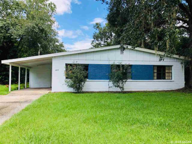 2619 NE 10th Terrace, Gainesville, FL 32609 (MLS #427295) :: Pristine Properties