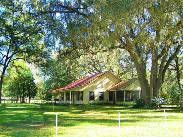 17650 NE 40th Street, Williston, FL 32696 (MLS #427309) :: Pristine Properties