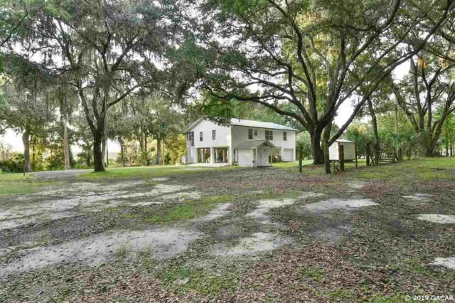 228 Little Orange Lake Drive, Hawthorne, FL 32640 (MLS #427391) :: Bosshardt Realty