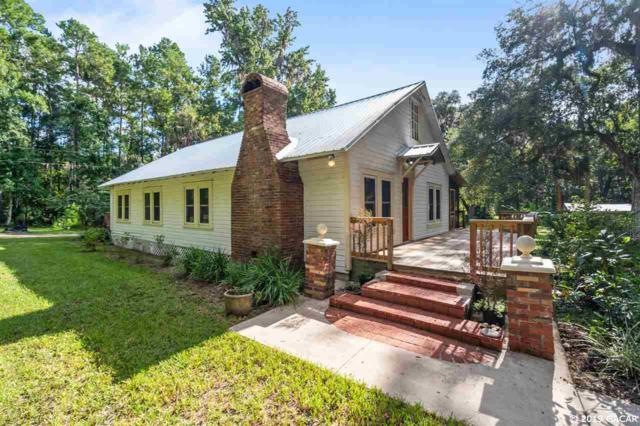 21745 NW 87th Avenue Road, Micanopy, FL 32667 (MLS #427582) :: Rabell Realty Group