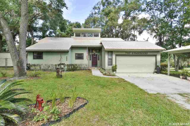 368 SE 3rd Ave, Melrose, FL 32666 (MLS #427594) :: Bosshardt Realty
