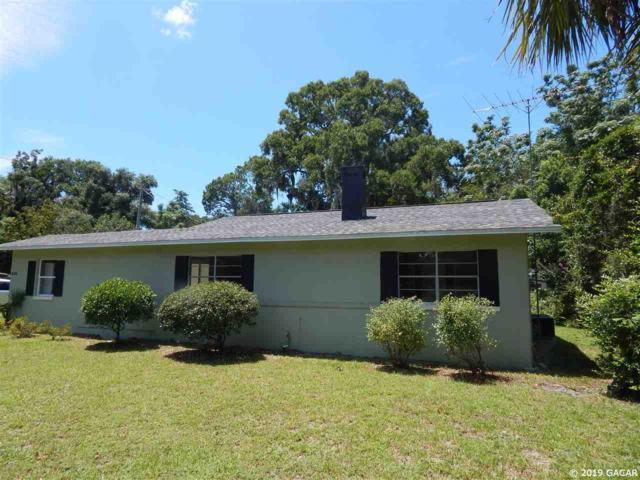 870 S Lawrence Boulevard, Keystone Heights, FL 32656 (MLS #427608) :: Bosshardt Realty