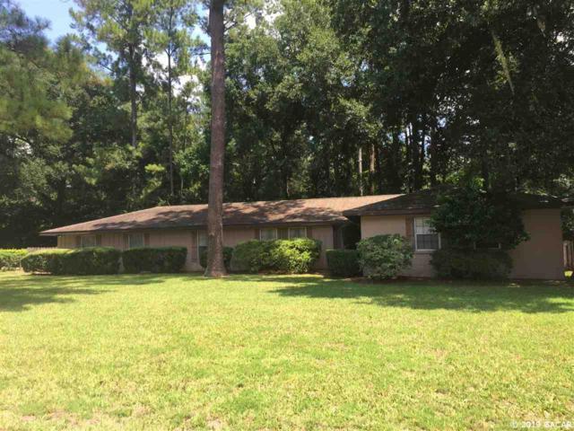 2711 NW 31st Terrace, Gainesville, FL 32605 (MLS #427624) :: Bosshardt Realty