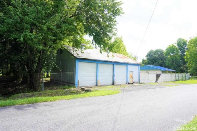 801 N Thompson St., Starke, FL 32091 (MLS #427634) :: Pristine Properties