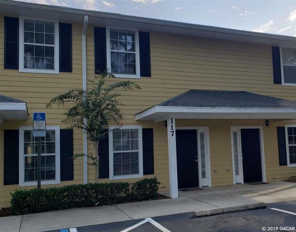 2927 SW 35TH Place #117, Gainesville, FL 32608 (MLS #427640) :: Bosshardt Realty