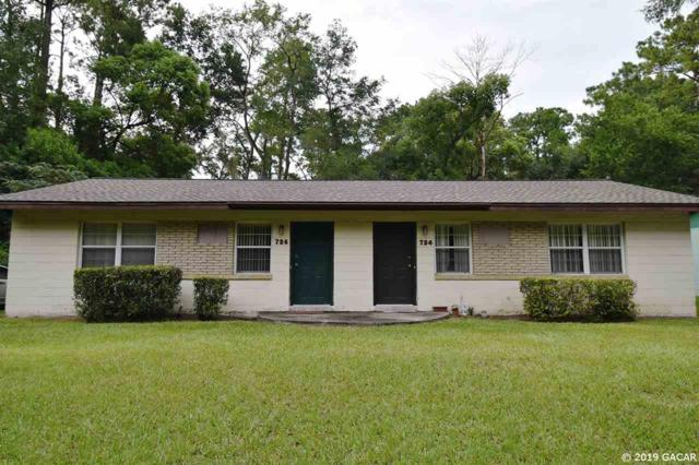 724 NW 19TH Avenue, Gainesville, FL 32609 (MLS #427644) :: Bosshardt Realty