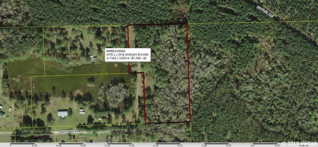 TBD SW 130th Street, Starke, FL 32091 (MLS #427717) :: Bosshardt Realty