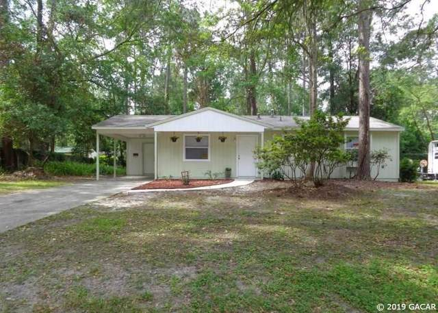 2631 NW 48TH Place, Gainesville, FL 32605 (MLS #428372) :: Pepine Realty