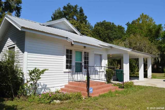 322 SE 4 Street, Chiefland, FL 32626 (MLS #428400) :: Pristine Properties