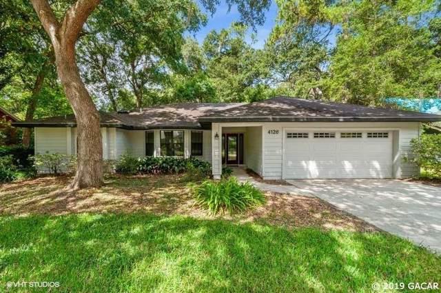 4126 NW 35TH Street, Gainesville, FL 32605 (MLS #428403) :: Bosshardt Realty