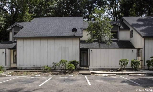 405 SW 54 Drive, Gainesville, FL 32607 (MLS #428408) :: Bosshardt Realty