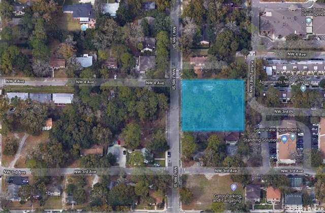 323 NW 19TH Street, Gainesville, FL 32603 (MLS #428413) :: Pepine Realty