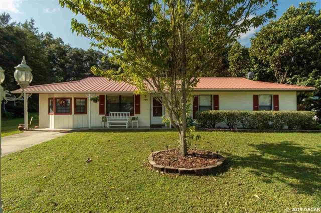 704 NW 9th Avenue, Williston, FL 32696 (MLS #428449) :: Bosshardt Realty
