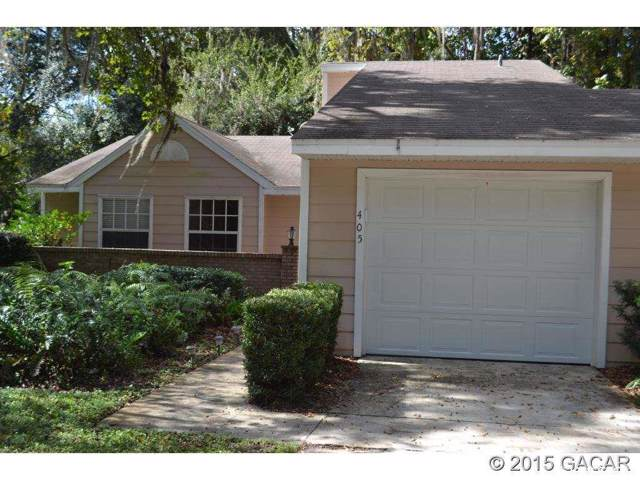 405 NW 48th Boulevard, Gainesville, FL 32607 (MLS #428461) :: Pepine Realty