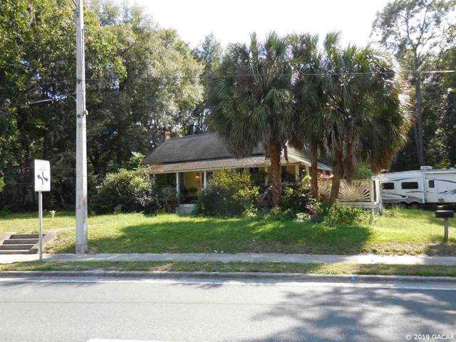 490 E Hathaway Avenue, Bronson, FL 32621 (MLS #428555) :: Bosshardt Realty