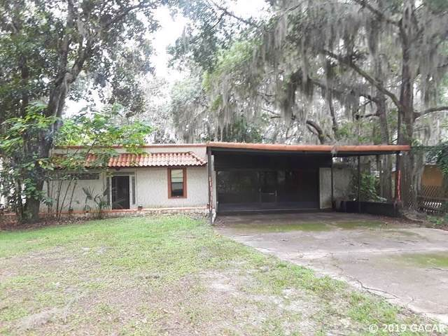 225 SE Lakeview Drive, Keystone Heights, FL 32656 (MLS #428559) :: Bosshardt Realty