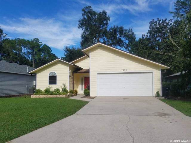 7413 NW 21ST Way, Gainesville, FL 32653 (MLS #428589) :: Thomas Group Realty