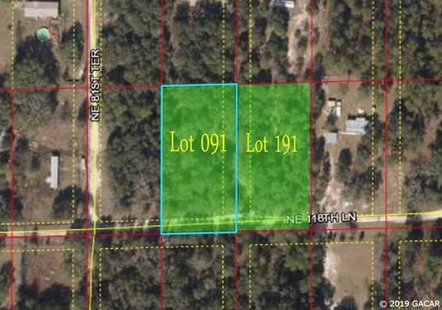 8171 NE 118th Lane, Bronson, FL 32621 (MLS #428603) :: Pristine Properties